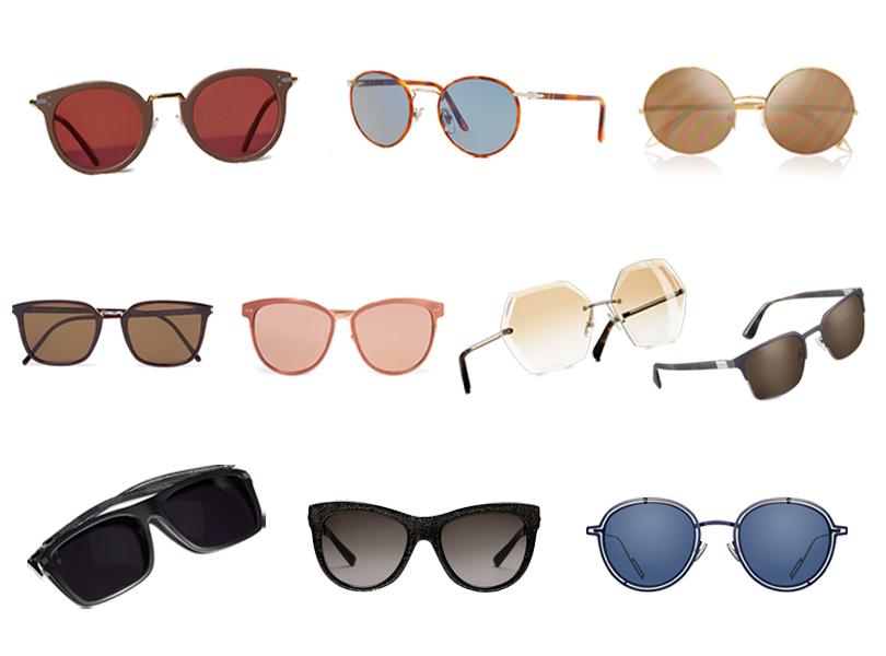 Какие солнцезащитные очки выбрать вноябре?