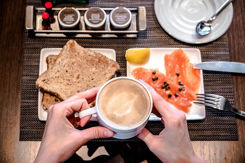 Кто рано встает: выбираем завтрак в отелях The Leading Hotels of the World. The Knickerbocker, Нью-Йорк