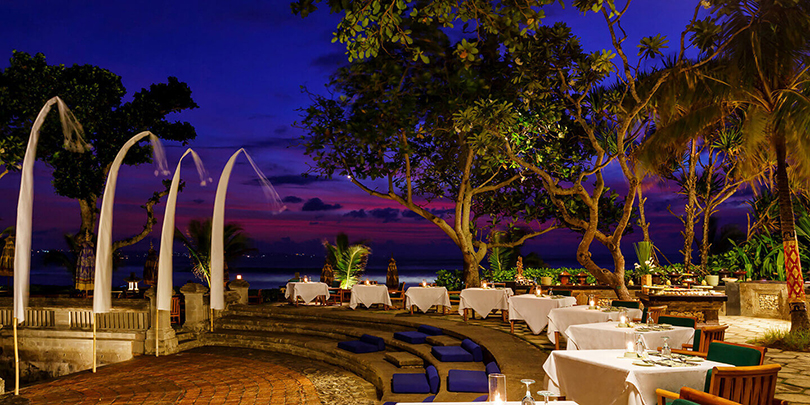 Планы налето: The Oberoi Bali— убежище аристократии
