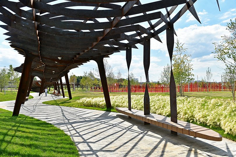 Планы налето: парк «Тюфелева роща» натерритории бывшего завода «ЗИЛ»