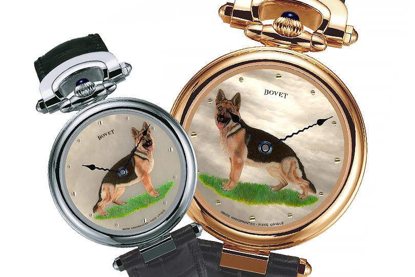 Как часовые компании рекомендуют встретить восточный новый год: Bovet Château deMôtiers 40