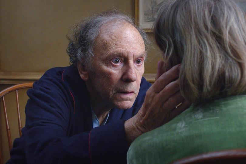 «Любовь» (2012), режиссер Михаэль Ханеке