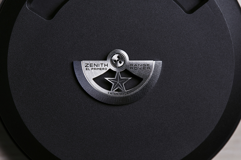 Часы & Караты: Zenith и Range Rover выпустили совместный хронограф Zenith El Primero Range Rover.
