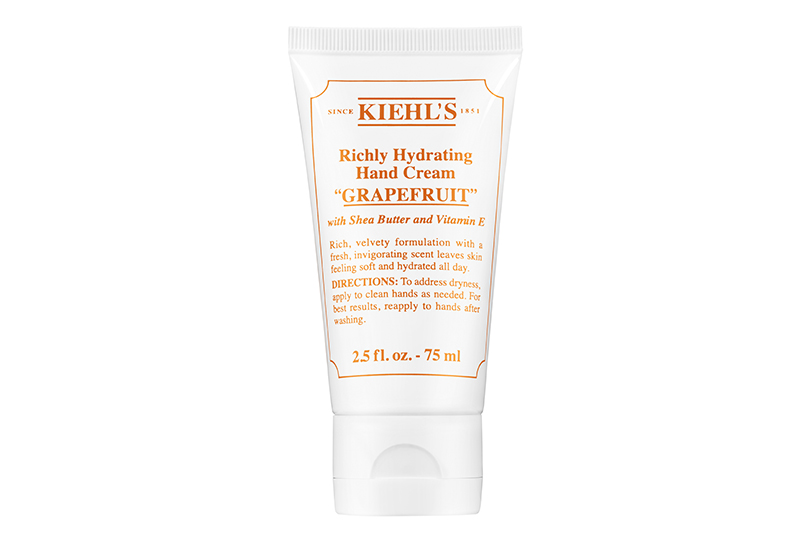 Richly Hydrating Hand Cream Grapefruit, Kiehl's