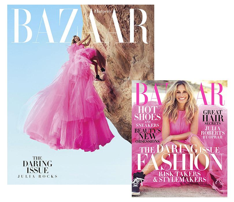 «Мне бывает очень больно»: откровенное интервью Джулии Робертс для Harper's Bazaar © Alexi Lubomirski for Harper's Bazaar