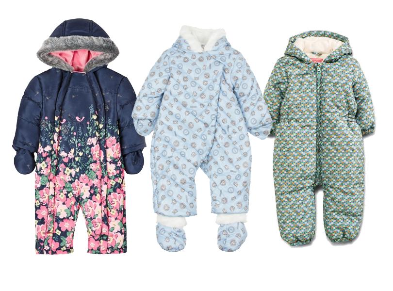 Posta Kids Club: как выбрать зимнюю одежду для ребенка. Комбинезоны Mothercare, Kenzo («Кенгуру»), Next