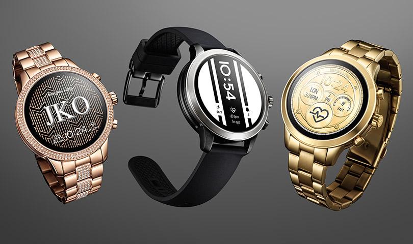 Идея подарка: «умные» часы от Michael Kors