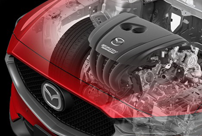 5причин присмотреться кновой Mazda CX-5. Причина №4: громкий инженерный успех
