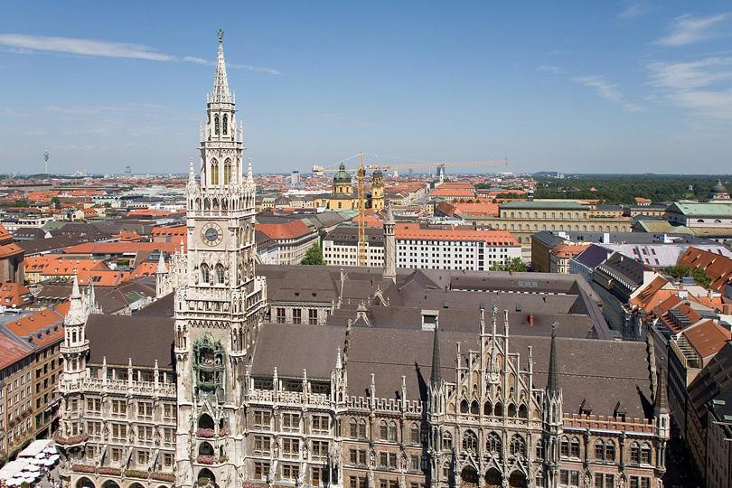 Сумерки Мюнхена: путеводитель побаварской столице