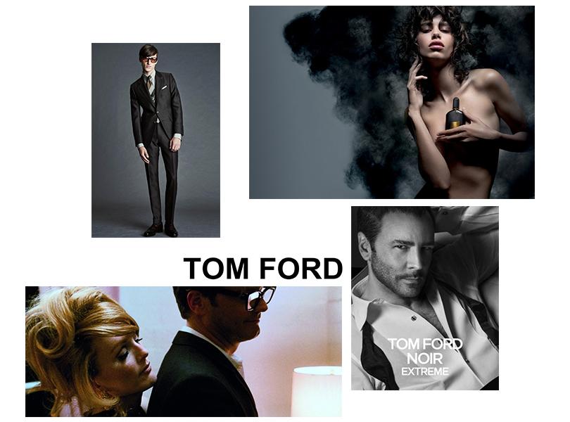 Модный дом Tom Ford