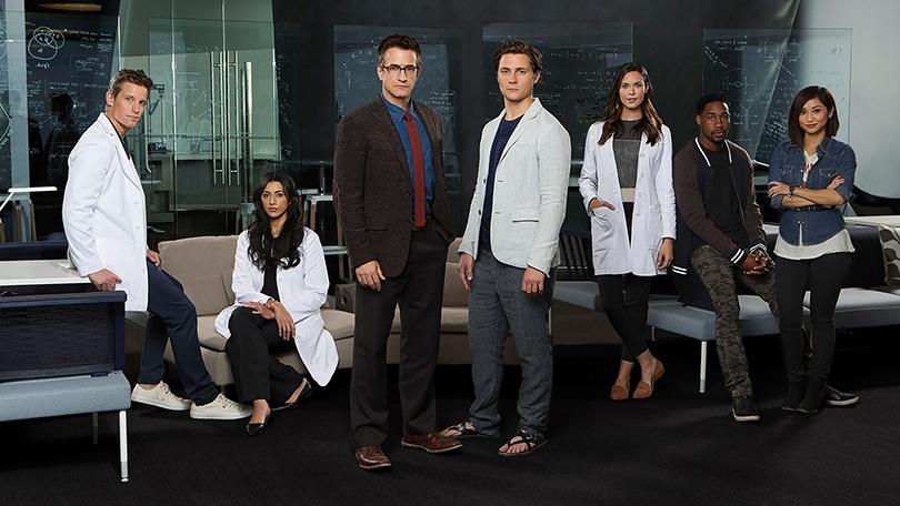 Телесериал науикенд: что лучше всего смотреть нановогодних каникулах? «Настоящий гений» (премьера) с7января наTV1000 Premium HD