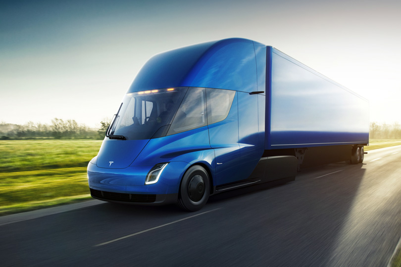 Cars with Jan Coomans. Big news from Tesla (Semi Truck and Roadster)— and why itdoesn't really matter