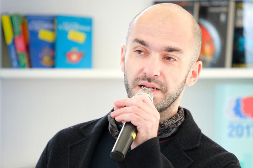 Тотальные лага инеска: интервью списателем Александром Снегиревым