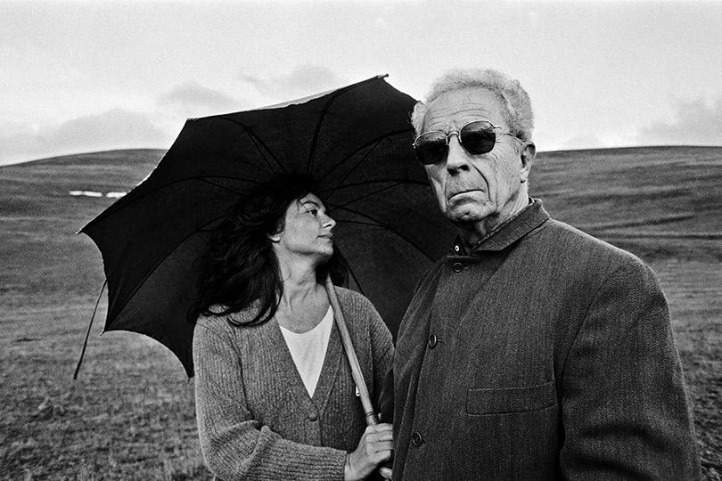 Пьеро Марсили Либелли. Микеланджело Антониони иЭнрика Фико.1988