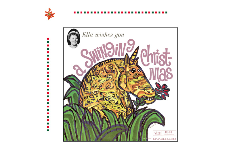 Ella Fitzgerald— Ella Wishes You aSwinging Christmas (Verve, 1960/2002)