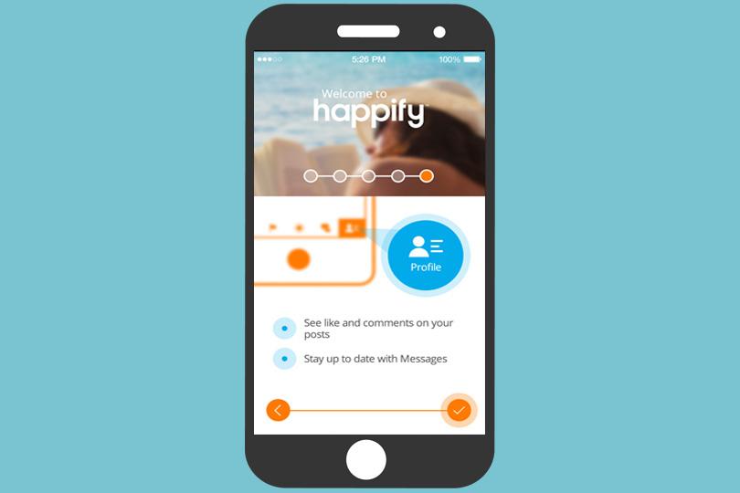 Смарт-забота: какие приложения изменят вашу жизнь к лучшему. Happify