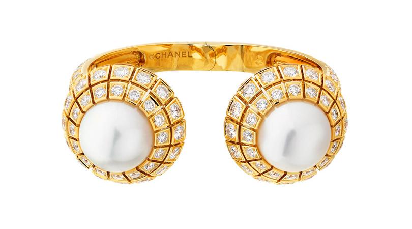 Первая «высокая» ювелирная коллекция Chanel, созданная для России. Браслет Vaslav