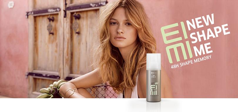 Hair & Style: 6 идеальных средств для волос для холодной осени. Для тех, кто заботится о здоровье волос не только во время их очищения, но и укладки, советую обратить внимание на новинку стайлингового ухода от Wella Professionals — cтайлинг-гель Shape Me 48 hours EIMI с эффектом памяти на 48 часов.