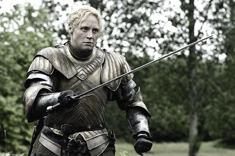 «Игра престолов»: новый сезон феминизма. История пятая: Бриенна Тарт
