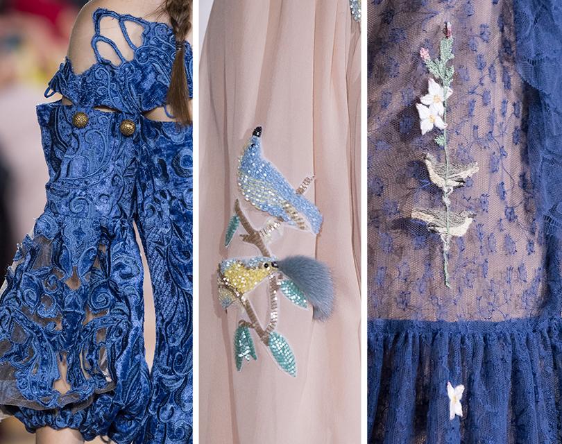 Втридевятом царстве: Алена Ахмадуллина представила весенне-летнюю коллекцию