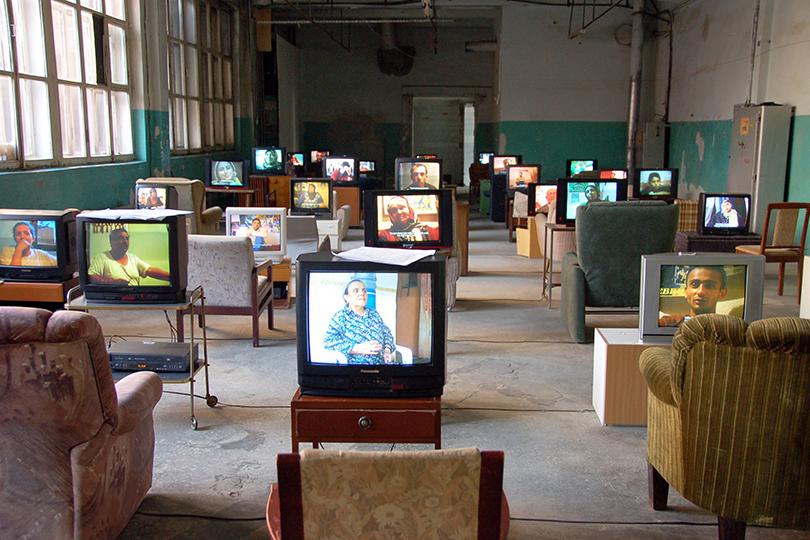 Кутлуг Атаман. Куба (2-я Уральская индустриальная биеннале, 2012)
