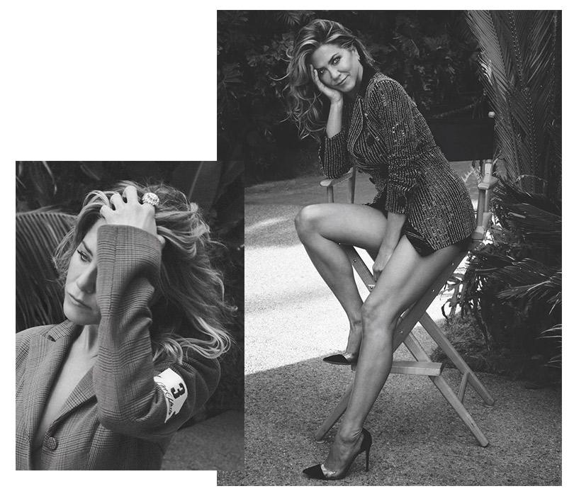 Дженнифер Энистон для InStyle— онеумении удержать мужчину, движении #metoo ивозвращении «Друзей»