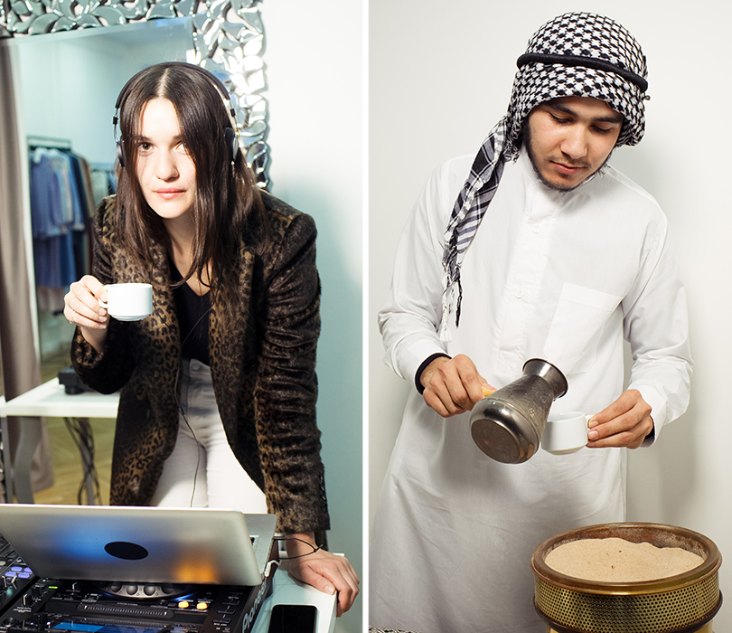 Светская хроника: модный дом ARAIDA открыл новый шоу-рум. Мари Коберидзе