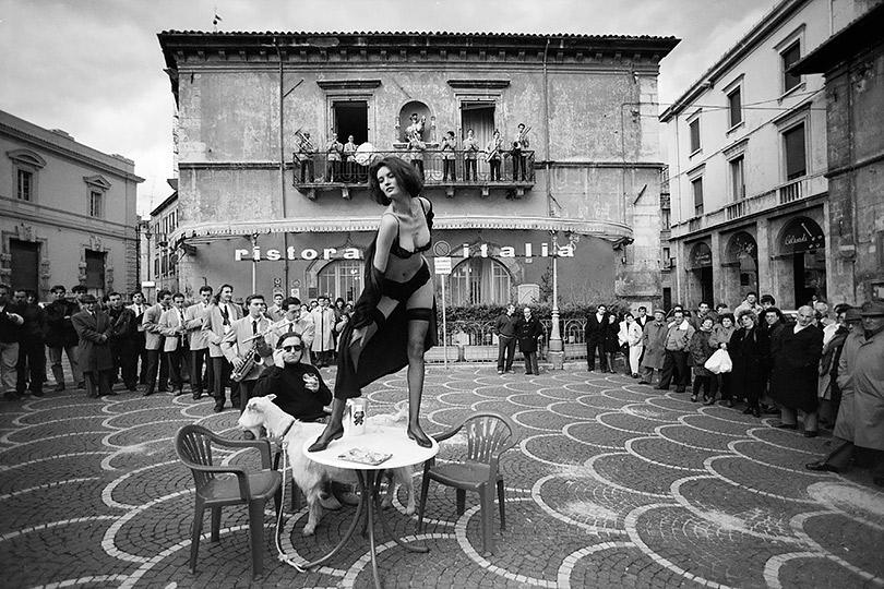 Пьеро Марсили Либелли. Сульмона.2001