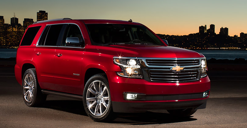 Chevrolet Tahoe— благородные цели