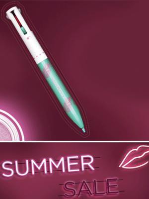 Грандиозный Summer Sale вофициальном интернет-магазине Clarins