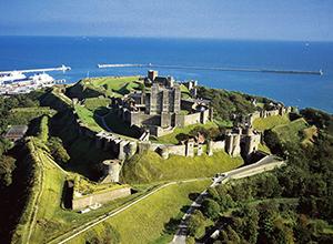 Живописные замки Великобритании. Фрамлингемский замок