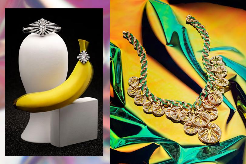 Wild Pop: новая коллекция высоких украшений Bvlgari вдухе 1980-х