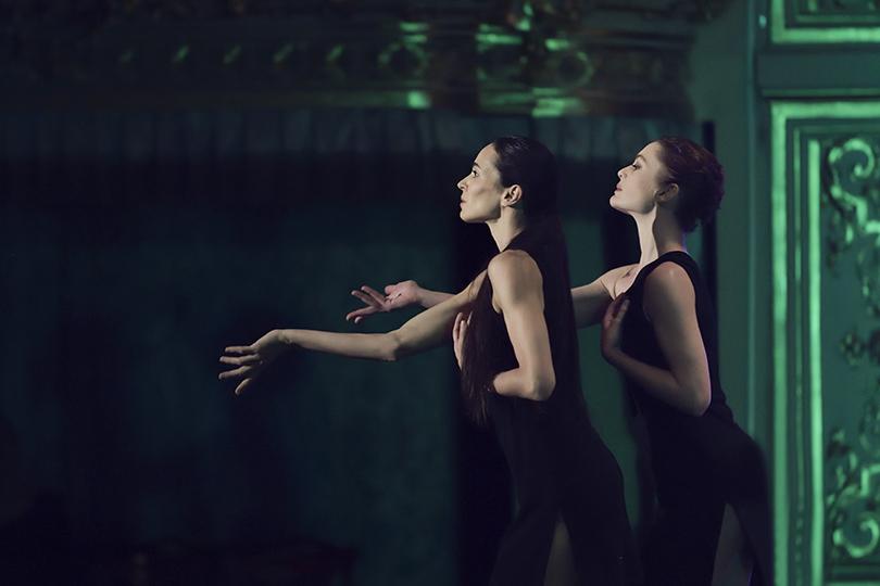 Балет: гала-закрытие «Context. Диана Вишнева» вСанкт-Петербурге. Диана Вишнёва и Орели Дюпон