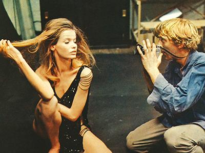 «Фотоувеличение»/ Blow-Up (1966, Великобритания— Италия— США) Микеланджело Антониони  Международное Гран-при Каннского кинофестиваля