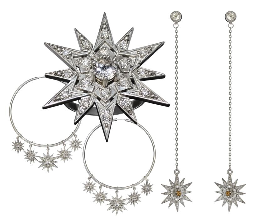Jewellery &Design: «Фамильный хрусталь» Dzhanelli Jewellery House