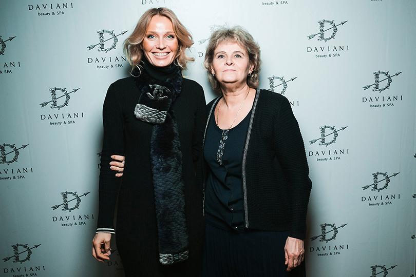 Светская хроника: закрытый ужин Daviani beauty &SPA иресторана The Mad Cook. Гостьи вечера