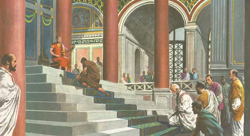 Одним из первых дауншифтеров считается также римский император Диоклетиан, правивший в 284-305 годах нашей эры