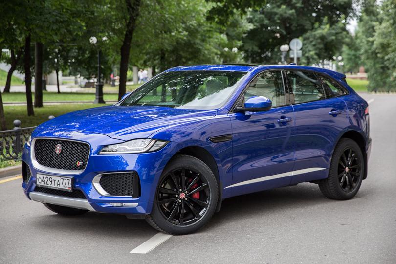 Cars with Jan Coomans: Jaguar F-Pace review