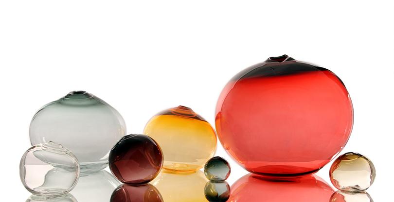 Design &Decor сЕленой Соловьевой: предметный дизайн, илиТы естьто, что тебя окружает. Стеклянный сосуд отSklo Studio