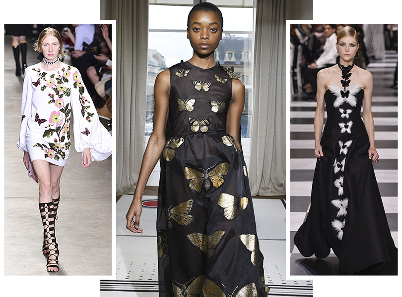 Andrew Gn; Maison Schiaparelli; Dior Couture