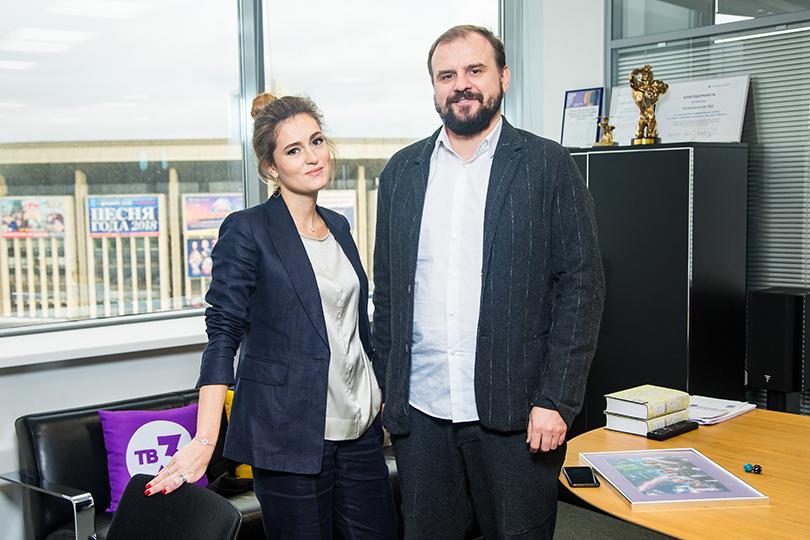 КиноБизнес изнутри с Ренатой Пиотровски: эксклюзивное интервью с Валерием Федоровичем, директором телеканала ТВ-3