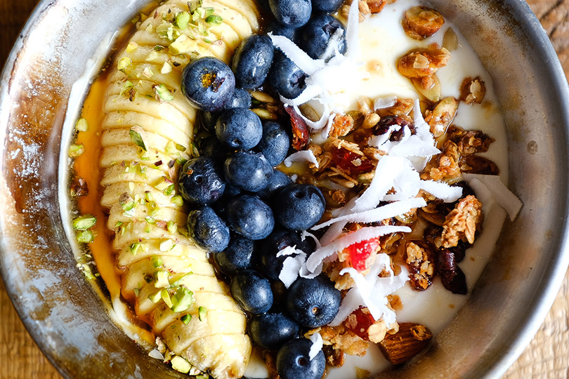 Меню недели: завтраки вресторане «Горыныч»