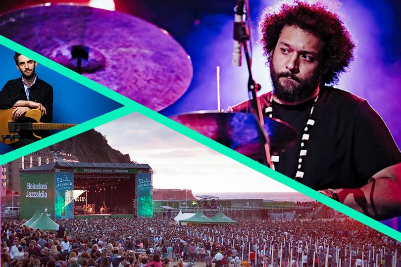 Испания  3-7 июля, Гечо (Бильбао): Getxo Jazz 16–20 июля, Витория-Гастейс: Festival de Jazz de Vitoria-Gasteiz 24–28 июля, Сан-Себастьян: Heineken Jazzaldia