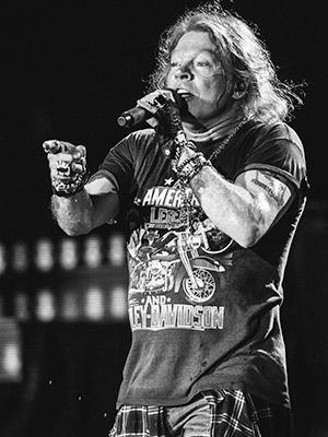 Самые ожидаемые концерты наступающего 2018 года: Guns N' Roses