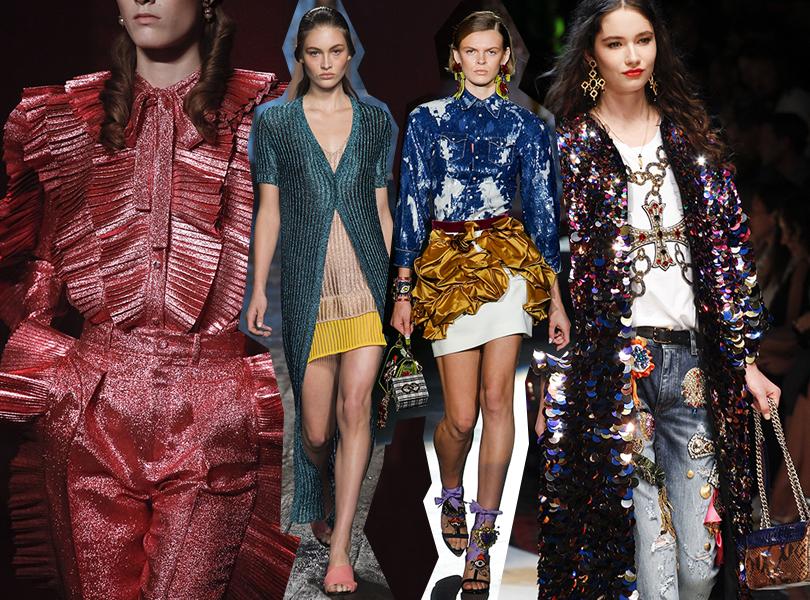 Style Notes: итоги и лучшие моменты Недели моды в Милане. Gucci, Missoni, Disquared2, Dolce &Gabbana