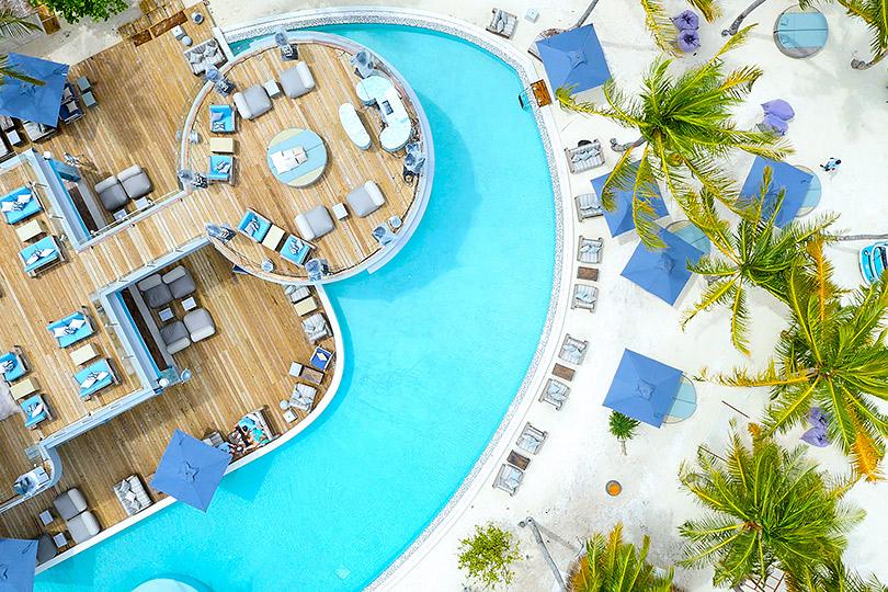 Куда поехать наНовый год: Мальдивы. Finolhu