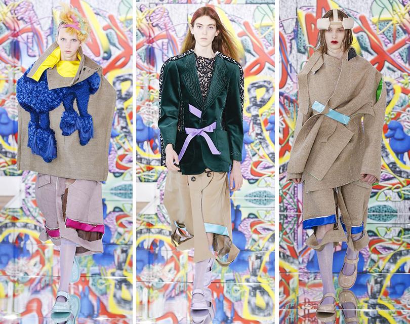 Поиграем в декаданс: новая коллекция Джона Гальяно для Maison Margiela Couture