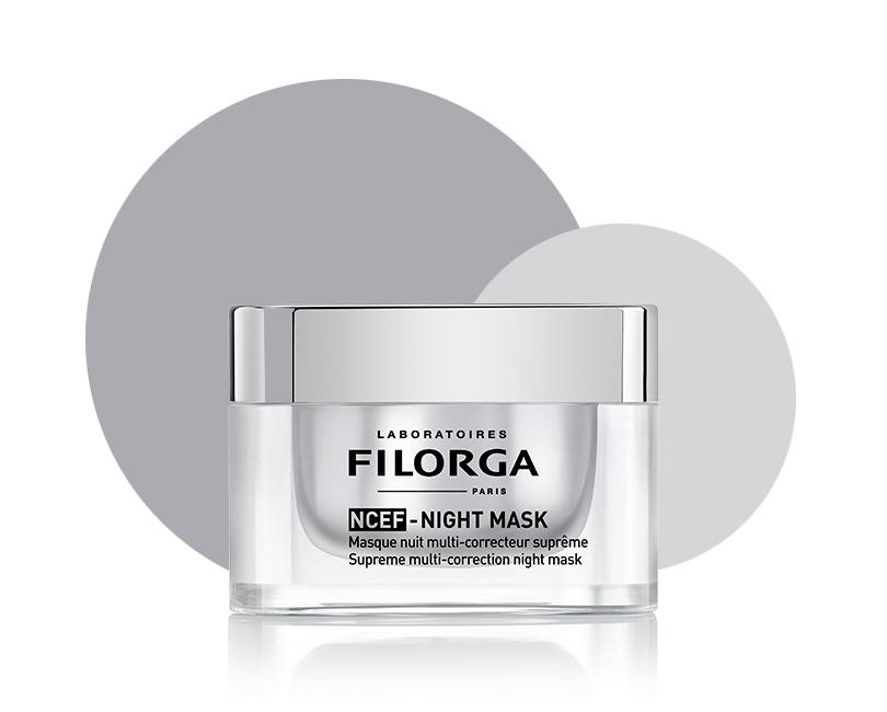 Ночная маска Ncef-Night Mask, Filorga