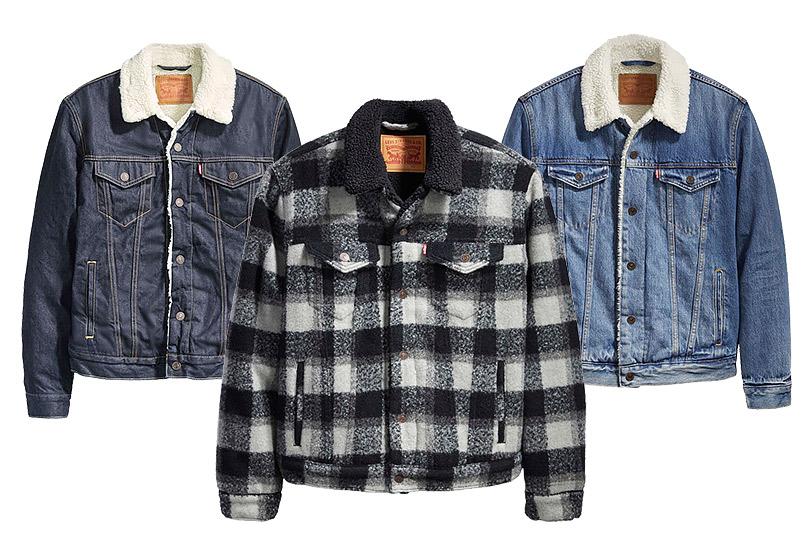 Вечная классика— джинсовая куртка Levi's