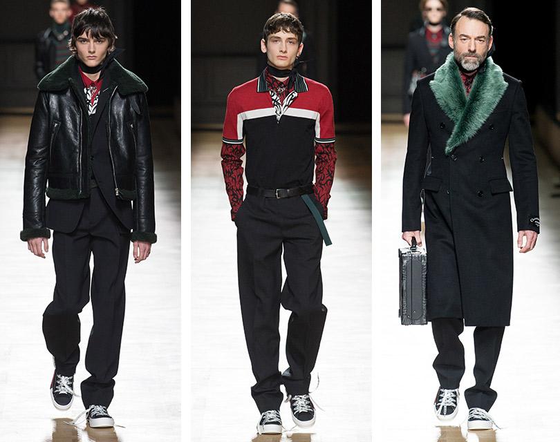 Все самое интересное снедель мужской моды: Dior Homme